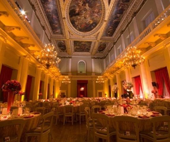 The Royal Banqueting House, unique event venue, London