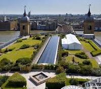 Cannon Bridge Roof Gardens, London