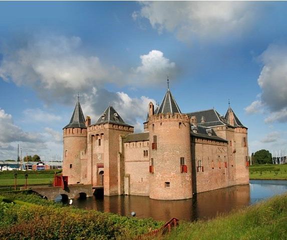 Castle Muiderslot, Muiden
