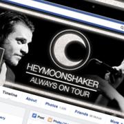 HEYMOONSHAKER Facebook Designs, Graphic Design Herefordshire, Social Media Design Herefordshire, Shakerism Album, Shakerism Album Design