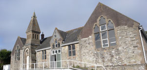 sustainable offices uk cornwall restoration listed building