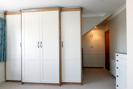 Handmade Wardrobes Hitchin
