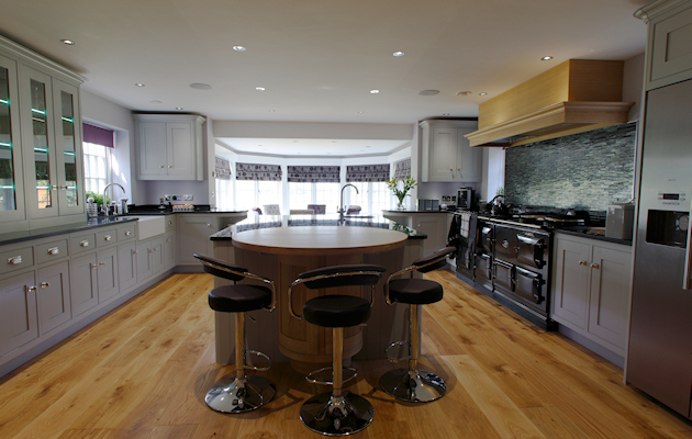 Handmade Kitchen Bedfordshire