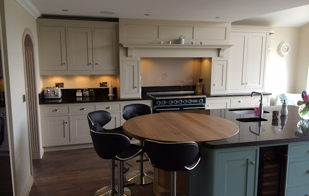 Handmade Kitchen Blunham