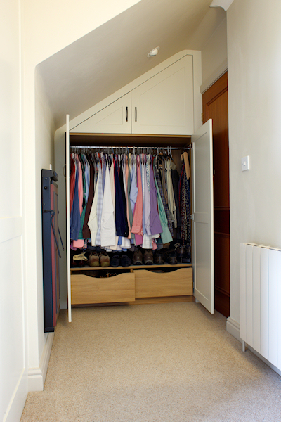 Bespoke Wardrobes Hitchin