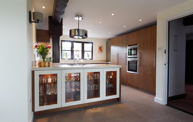 Contemporary Kitchen Litlington