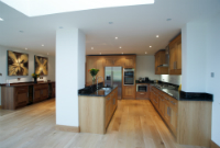 Handmade Oak & Walnut Kitchen St Albans