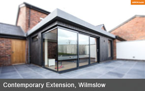 Contemporary Extension Wilmslow