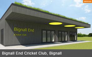 Bignall End Cricket Club