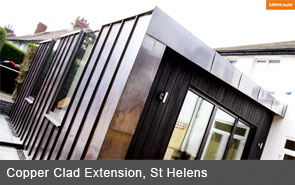 Copper Clad Extension, St Helens
