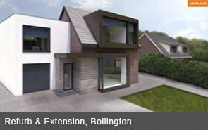 Refurb & Extension Bollington
