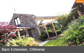 Barn Extension, Clitheroe