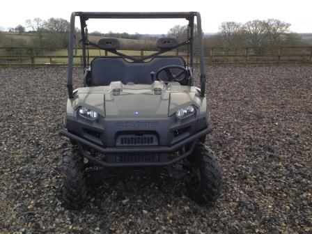 Second hand Polaris ranger diesel