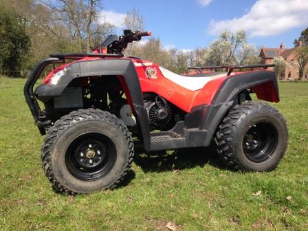 Electric quad bike for sale