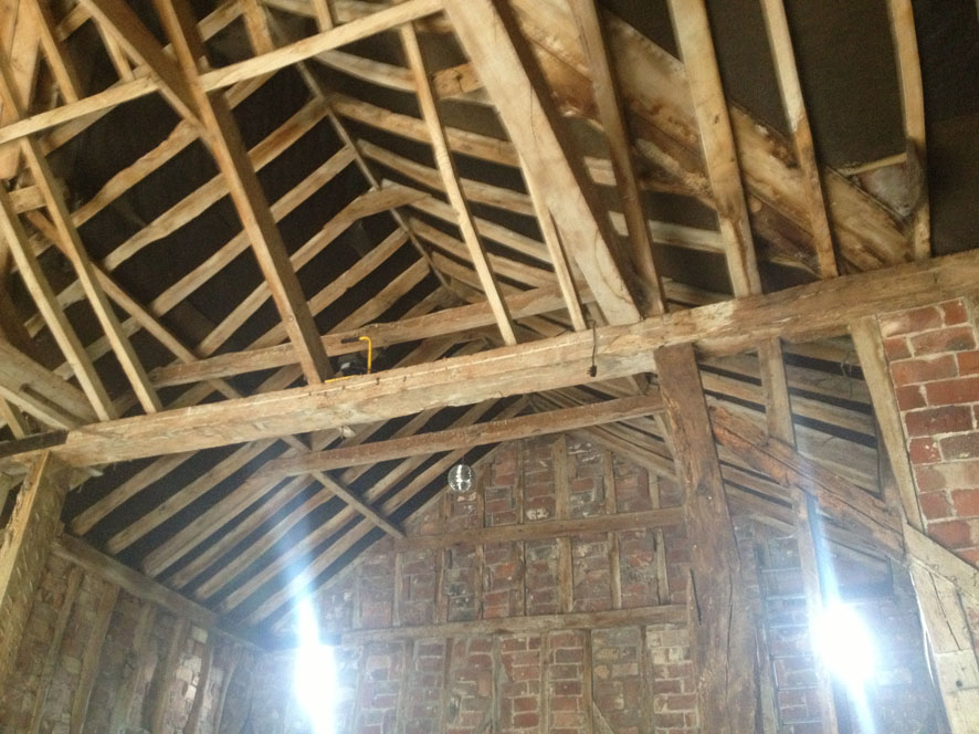 Barn conversion Palgrave Diss Suffolk