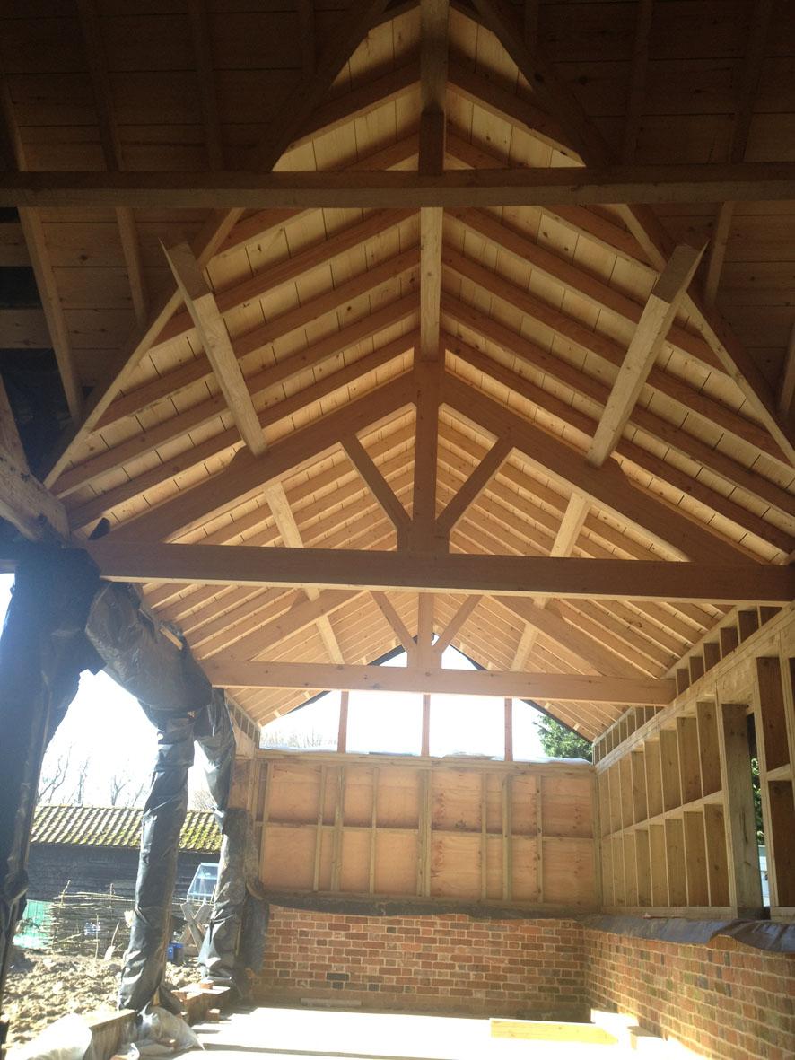 Barn Conversion wetheringsett Suffolk