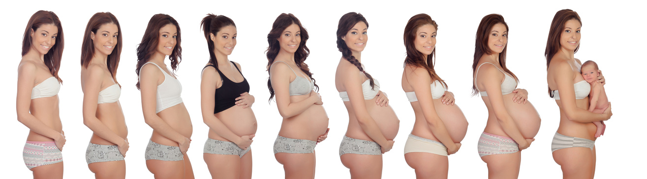 Stages of Pregnancy, posture and pregnancy, back ache in pregnancy,, back pain in pregnancy