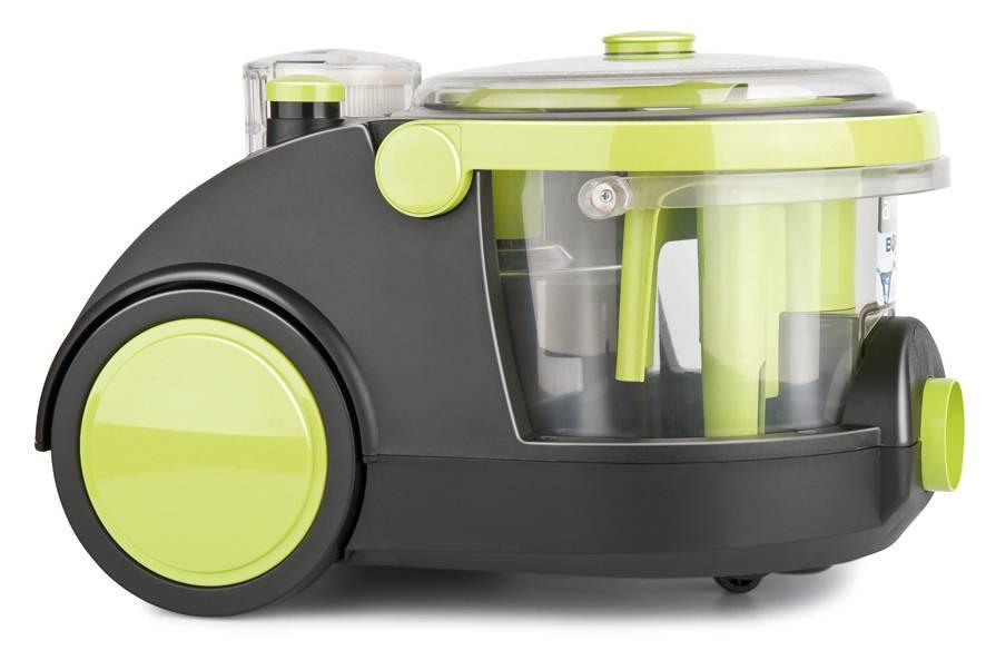 Water FilterBag less Barrel Vacuum Cleaners ARNICA BORA