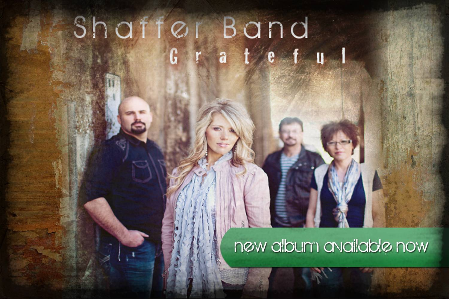 Shaffer Band - West Virginia Christian Country Southern