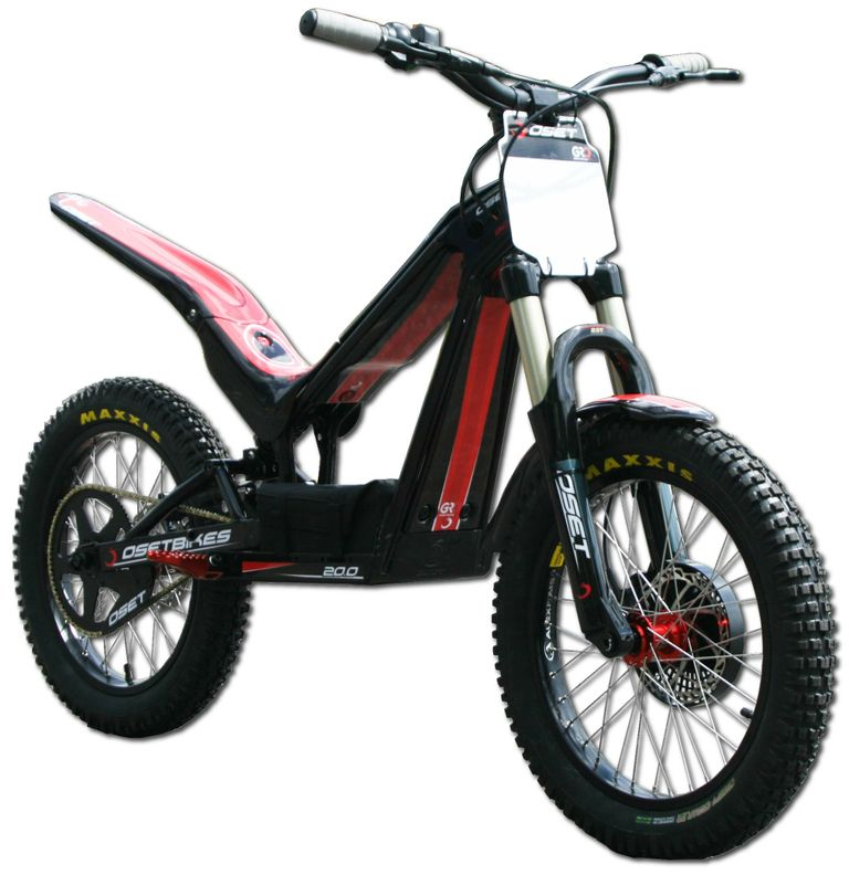 Electric Trials Bike Specialist Car And Vehicle